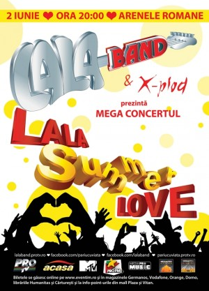 lala band eveniment